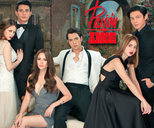 LOOK: Today's sexiest tandems Jake & Arci, Ejay & Ellen and Joseph & Coleen sizzle in Pasion de Amor's Photo shoot