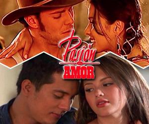 BEHIND-THE-SCENES: Pasion De Amor's Oscar Samonte and Sari Elizondo
