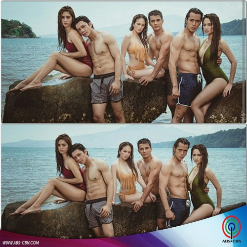 PHOTOS: Hottest cast ever assembled for a teleserye!