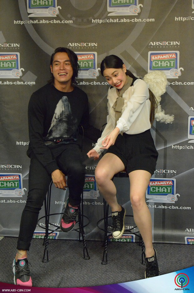 Kapamilya Chat with Pasion De Amor stars Jake Cuenca and Arci Muñoz
