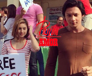PHOTOS: Free hugs and free kisses mula sa cast ng Pasion de Amor