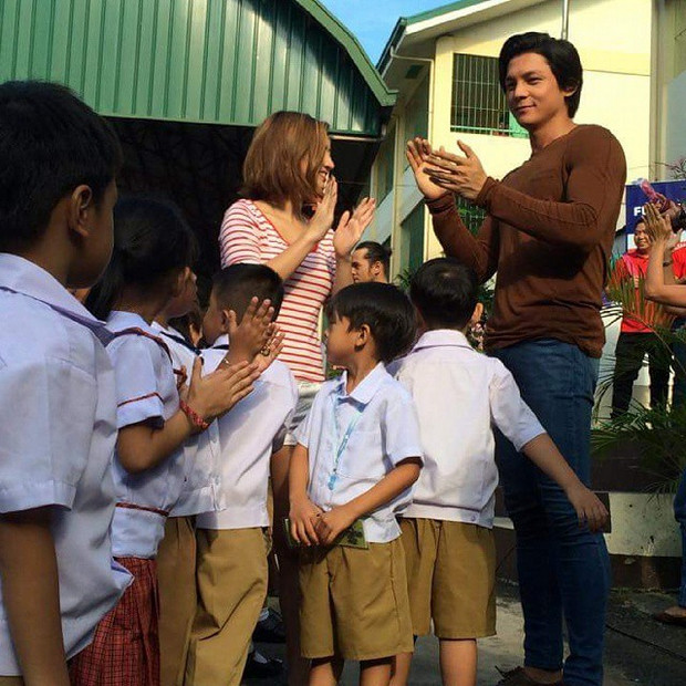 PHOTOS: Free hugs and free kisses mula sa cast ng Pasion de Amor