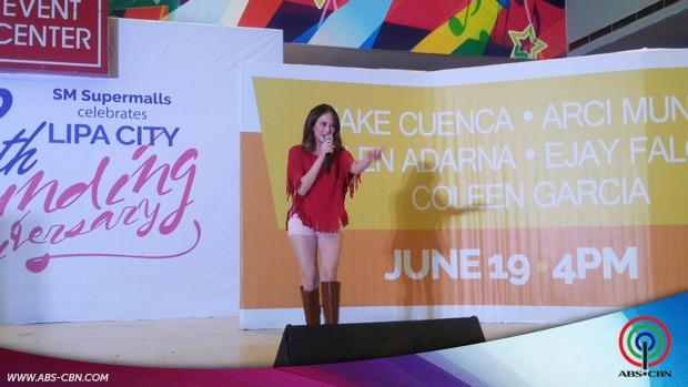 PHOTOS: Sexy stars ng Pasion de Amor, pinagkaguluhan sa Lipa City